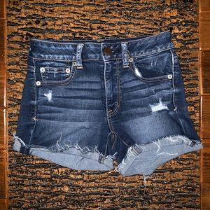 American Eagle Women's Hi-Rise Shorts